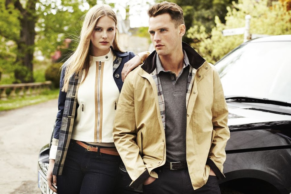 Barbour menswear, la elegancia casual de lo exclusivo