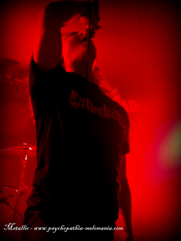 Sublime Cadaveric Decomposition (SCD) @ Glaz'Art, Paris 17/05/2012