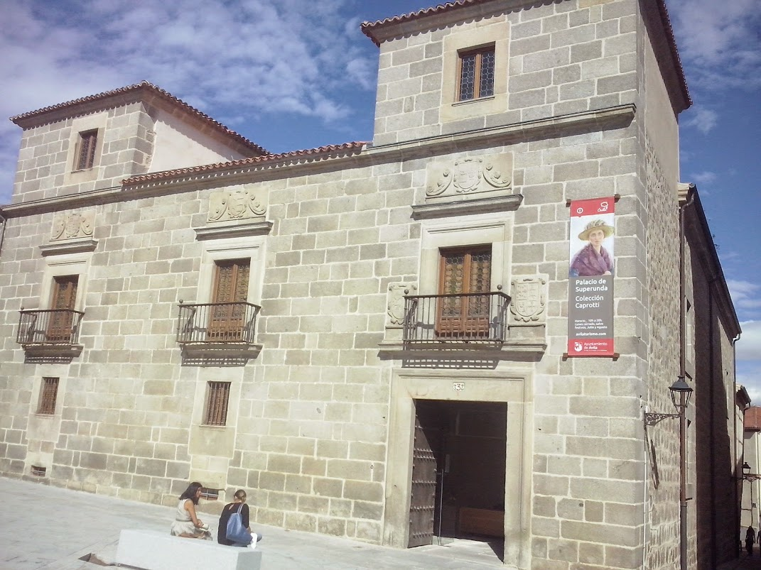 Palacio de Superunda