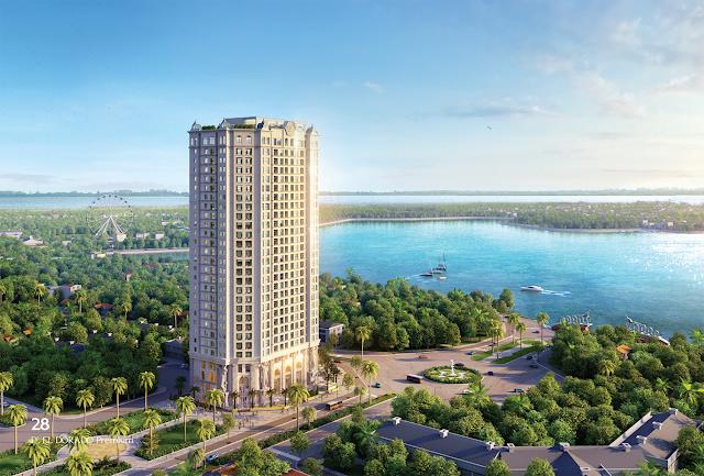 Hình ảnh tổng quan dự án D'El Dorado Phú Thượng