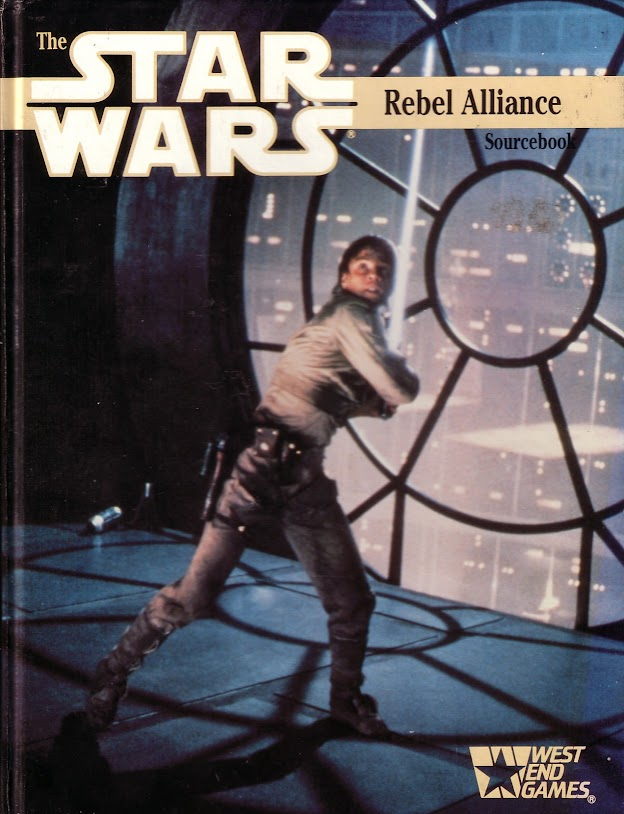 Rebel Alliance Sourcebook