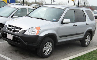 HONDA 2004 CR-V Owner's Manual