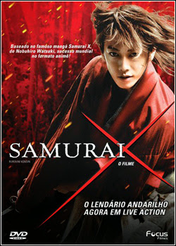 11 Download – Samurai X – O Filme – DVD R