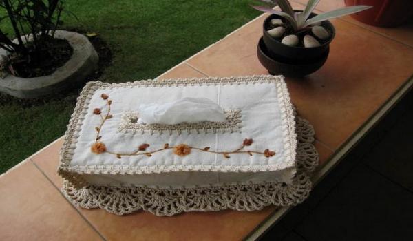 Wadah tissu