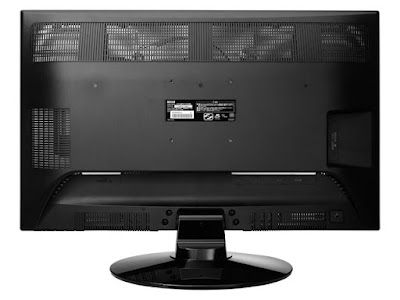 I-O DATA LCD-MF271CGBR:背面