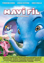 Mavi Fil - The Blue Elephant