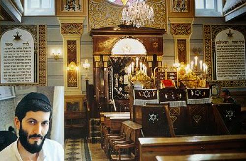Georgia Jews Staying Put For Now
