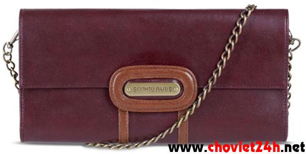 Thời trang túi xách Sophie Prades - CSN10BU