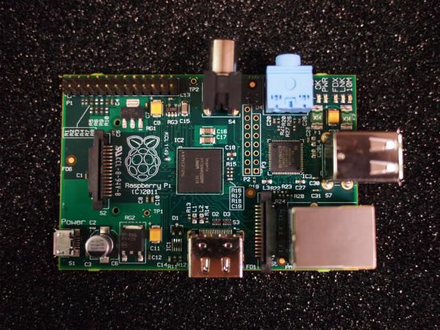 Raspberry Pi, la máquina