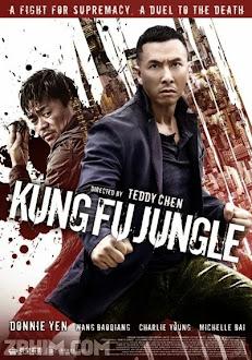 Kế Hoạch Bí Ẩn - Kungfu Jungle (2014) Poster