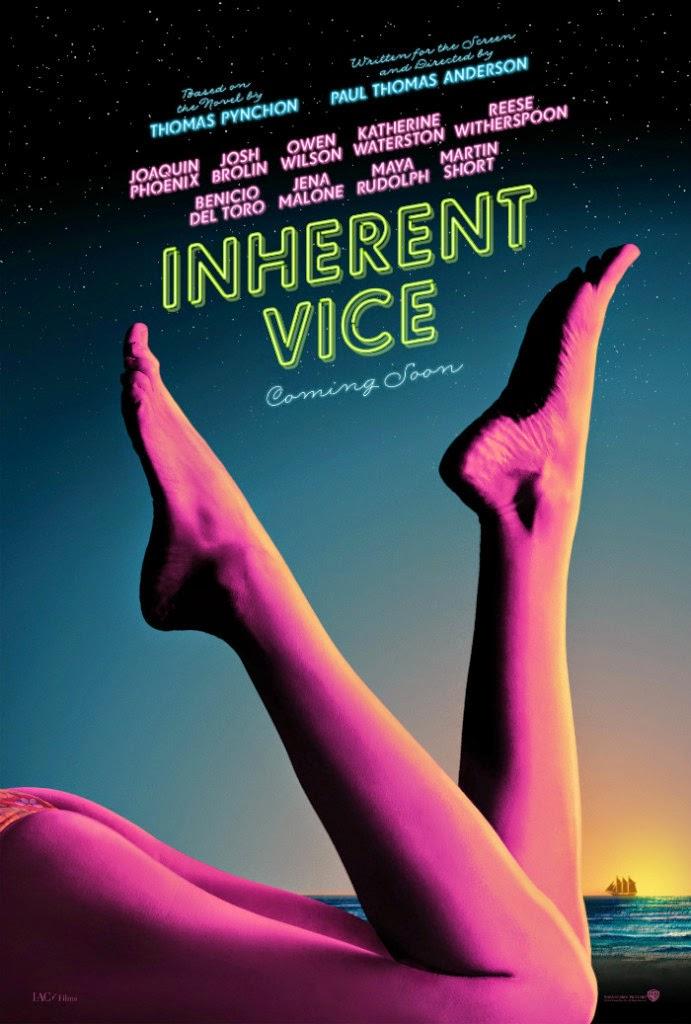 Έμφυτο Ελάττωμα (Inherent Vice) Poster