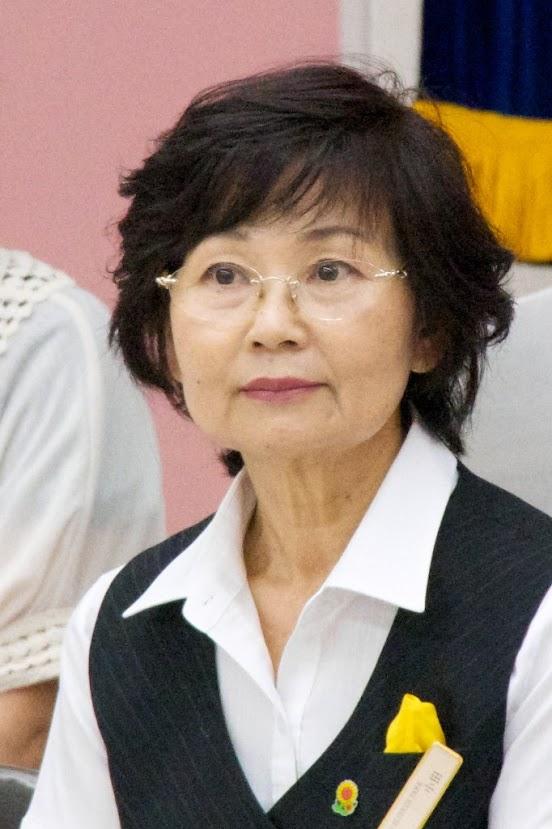 小田直江さん