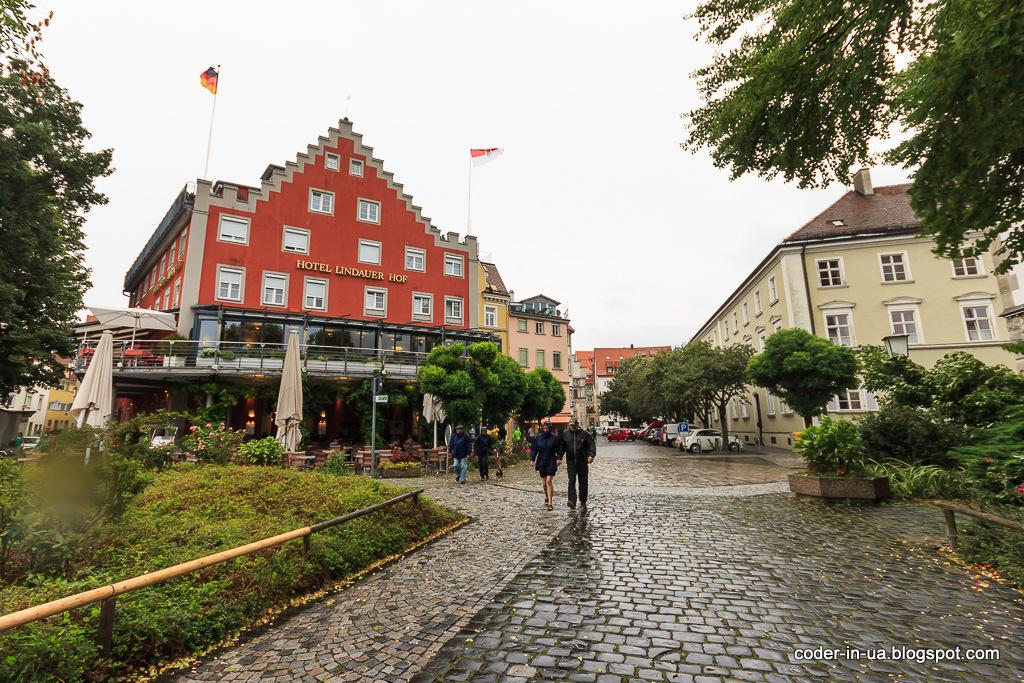 линдау. германия