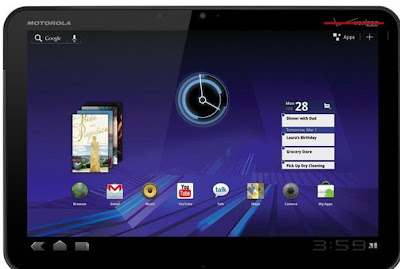 Motorola XOOM Wifi Only Edition | Motorola XOOM Wifi Only Edition Spesifikasi | harga Motorola XOOM Wifi Only Edition | Motorola XOOM Wifi Only Editiondi Indonesia