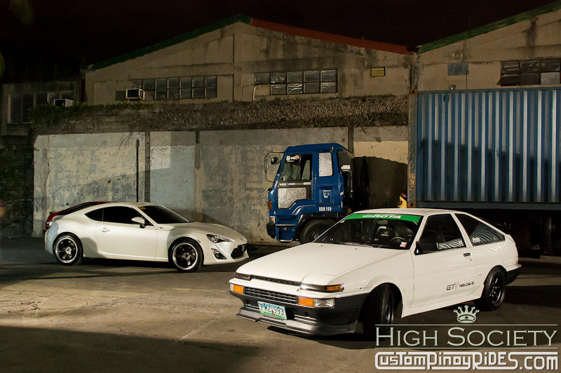 High Society 86 BRZ Meet Custom Pinoy Rides Pic21