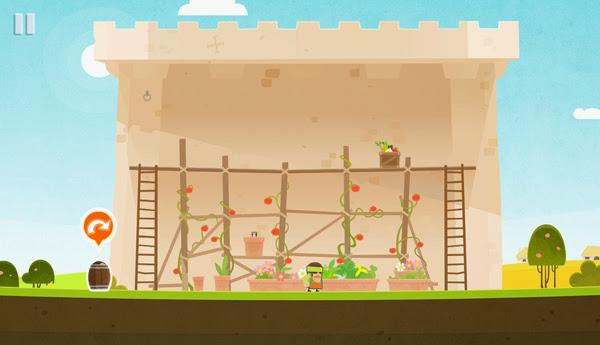 Tiny Thief: Một tựa game thú vị từ Tây Ban Nha 5