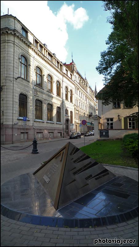 Parlamento de Riga