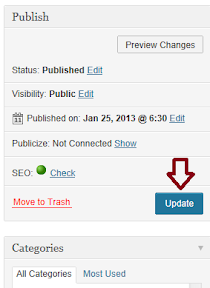 update%2520post How To Correct Your Wordpress permalinks After Moving From Blogger
