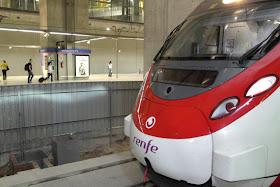 RENFE-Cercanías llega al aeropuerto T4 con la nueva línea C1