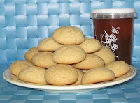 Les macarons au miel - recette indexée dans les Desserts