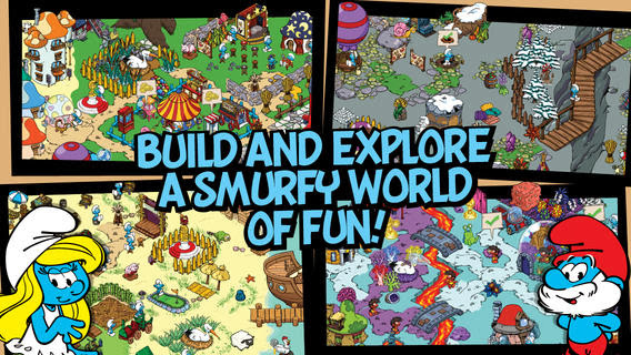 Smurfs' Village v1.5.5.1