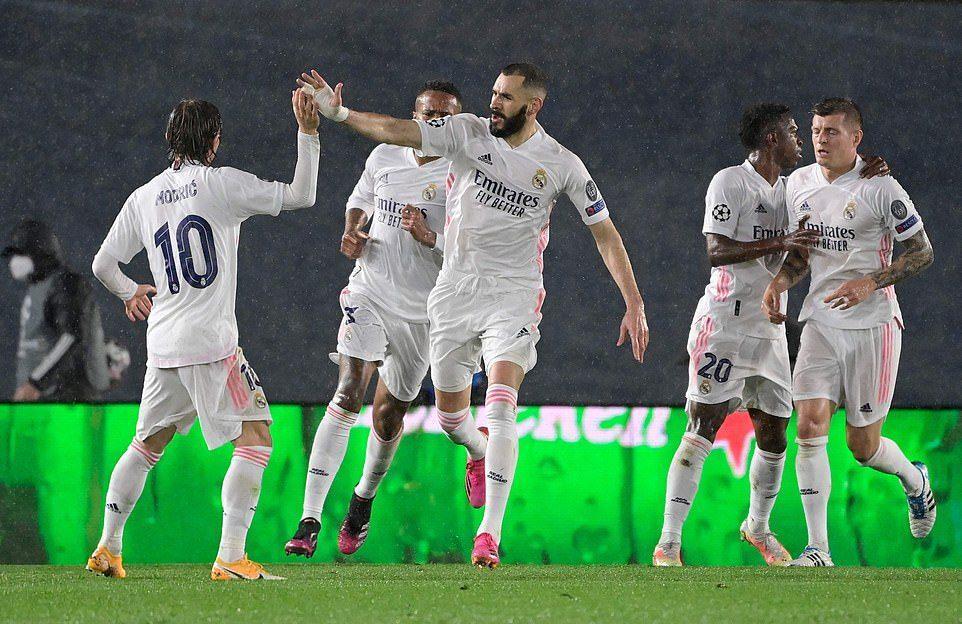 Real Madrid sẽ gặp đôi chút bất lợi ở trận lượt về