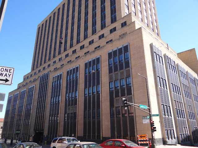 Depression-built Saint Paul post office