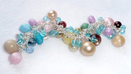 Handmade Charm Bracelet by Mylana