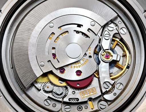 Máy móc của đồng hồ rolex – máy móc cỗ máy rolex – Siêu bền bĩ