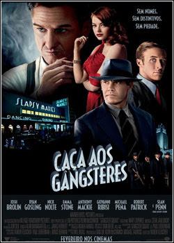 9 Download   Caça aos Gângsteres   DVDRip   AVI + RMVB Legendado