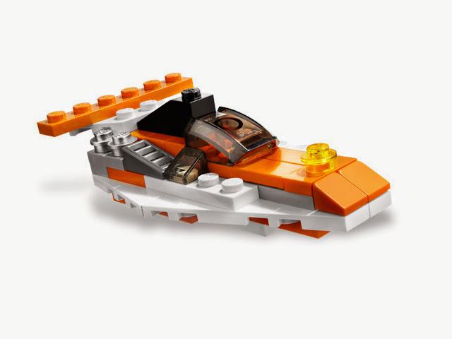 5762 レゴ クリエイター ミニプレーン