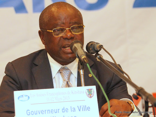 Suspension de la campagne électorale à Kinshasa