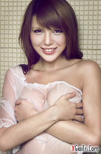 xgiaitri.com drutyio Ảnh sex girl xinh đang tắm