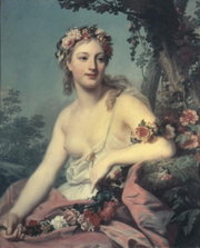 Goddess Flora Image