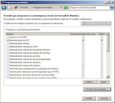Configurar Windows Server 2008 y Servidor de FTP para permitir conexiones externas