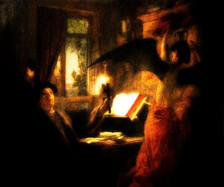 Lutera saruna ar velnu