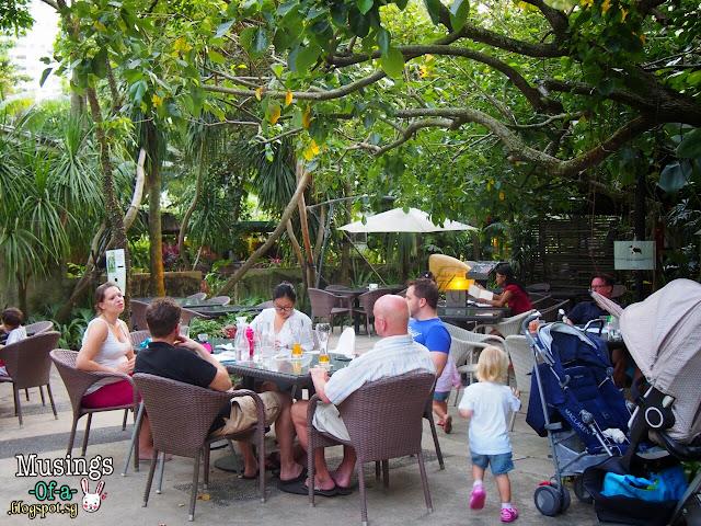 CANOPY Garden Dining Bar ... & My Baking Journal Canopy Garden Dining At Bishan Park Ii Aldora ...