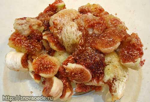 варенье из инжира рецепт приготовления