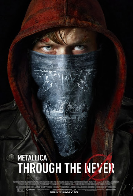 Metallica: Through the Never Poster