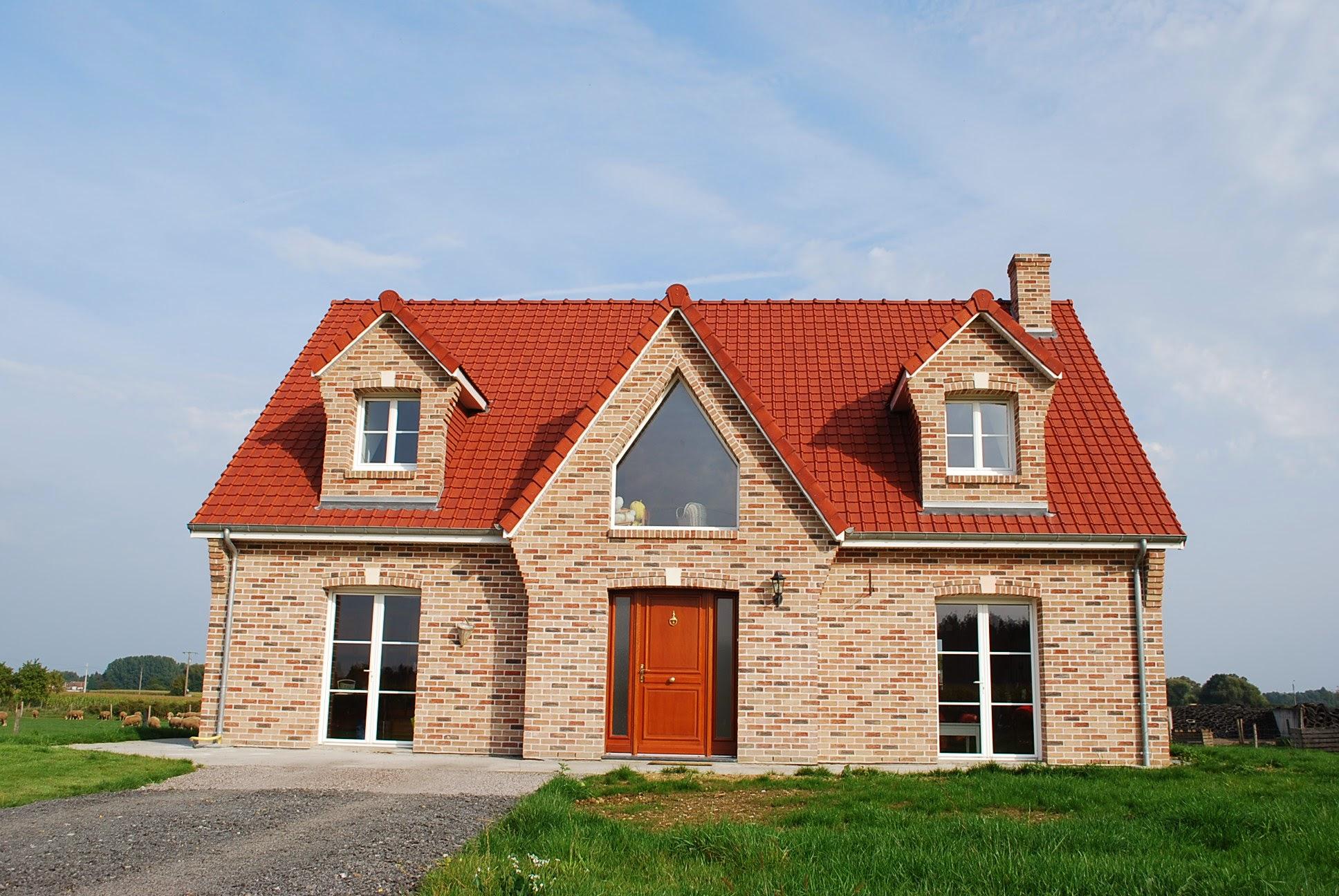 Constructeur maison en brique nord for Constructeur maison calais