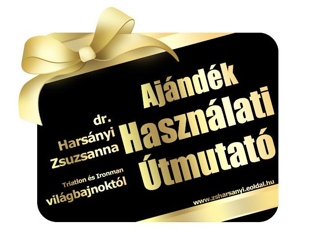 dr Harsányi Zsuzsanna Triatlon Világbajnok Segítsége