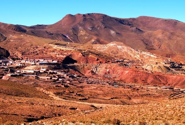 Pulacayo, Potosí