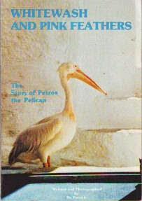 okładka książki Whitewash And Pink Feathers