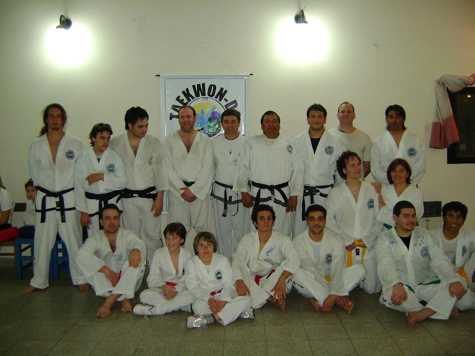 Novedades Taekwondo ITF santa fe