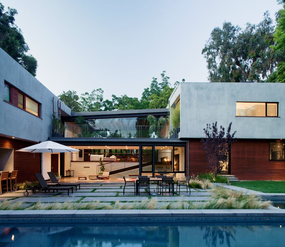 San Lorenzo Residence design by Mike Jacobs Architecture