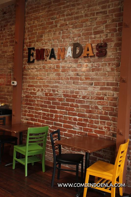 Empanadas en Los Gatos, California