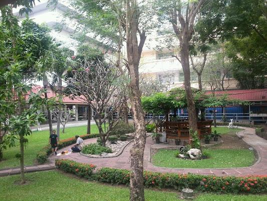 สถาบันโรคทรวงอก, หมู่ 9 ติวานนท์ 39, Mueang Nonthaburi District, Nonthaburi 11000, Thailand