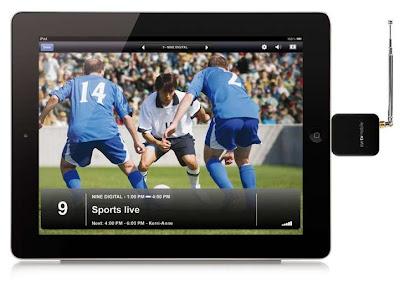 EyeTV Mobile de elgato lleva la televisión al iPad