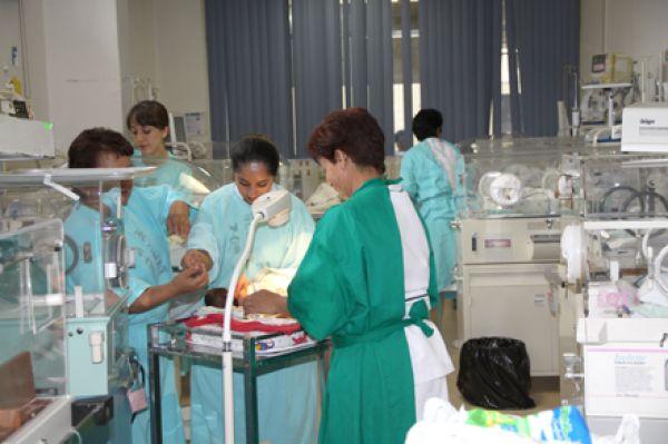 Neonatos fallecidos en Loja