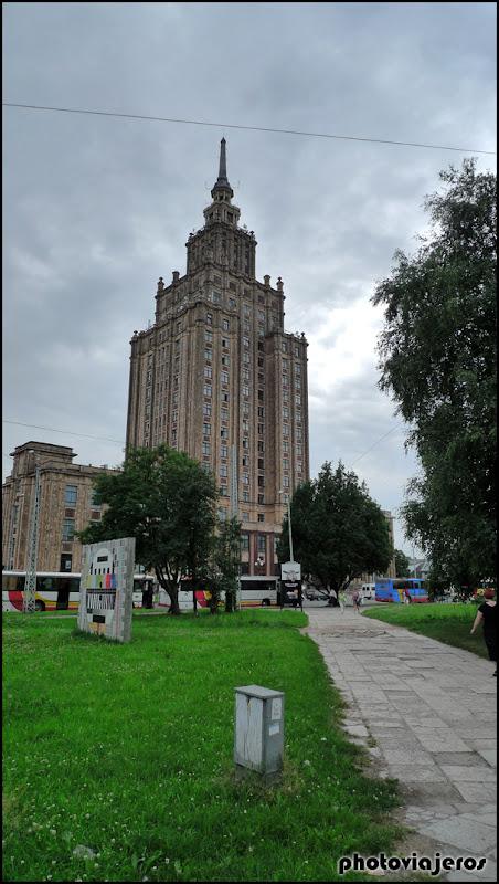 Academia Ciencias Letonia